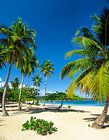 Dominikanische Republik, Halbinsel Samana, Las Terrenas: Playa Bonita Beach   Dominican Republic, Samana peninsula, Las Terrenas: Playa Bonita Beach