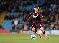 1899 Hoffenheim's Andrej Kramaric<br /> <br /> Photographer Rich Linley/CameraSport<br /> <br /> UEFA Champions League Group F - Manchester City v TSG 1899 Hoffenheim - Wednesday 12th December 2018 - The Etihad - Manchester<br />  <br /> World Copyright © 2018 CameraSport. All rights reserved. 43 Linden Ave. Countesthorpe. Leicester. England. LE8 5PG - Tel: +44 (0) 116 277 4147 - admin@camerasport.com - www.camerasport.com