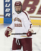 Kevin Hayes (BC - 12) - The Boston College Eagles defeated the visiting Dartmouth College Big Green 6-3 (EN) on Saturday, November 24, 2012, at Kelley Rink in Conte Forum in Chestnut Hill, Massachusetts.