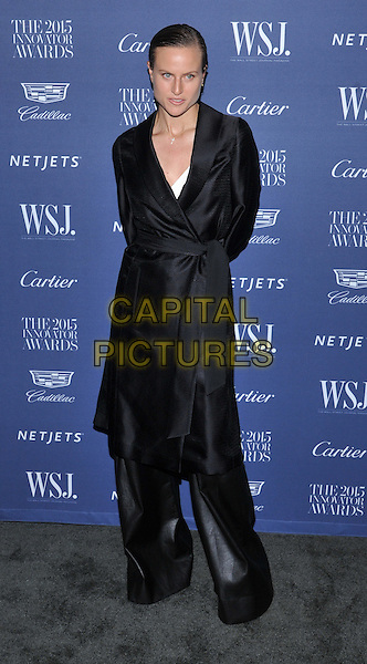 New York,NY-November 4: Olympia Scarry attend the WSJ. Magazine 2015 Innovator Awards at the Museum of Modern Art on November 4, 2015 in New York City. <br /> CAP/MPI/STV<br /> &copy;STV/MPI/Capital Pictures