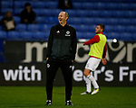 Alan Knill Assistant manager of Sheffield Utd  during the Championship match at the Macron Stadium, Bolton. Picture date 12th September 2017. Picture credit should read: Simon Bellis/Sportimage