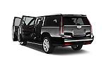 Car images of 2017 Cadillac Escalade-ESV Luxury 5 Door SUV Doors