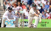 Steven Smith of Australia - England vs Australia - 5th day of the 5th Investec Ashes Test match at The Kia Oval, London - 25/08/13 - MANDATORY CREDIT: Rob Newell/TGSPHOTO - Self billing applies where appropriate - 0845 094 6026 - contact@tgsphoto.co.uk - NO UNPAID USE