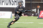 Orange, CA 05/16/15 - Jackson Marlow (Colorado #3) in action during the 2015 MCLA Division I Championship game between Colorado and Grand Canyon, at Chapman University in Orange, California.