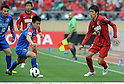 Toru Araiba (Antlers), MAY 3rd, 2011 - Football : AFC Champions League Group H match between Kashima Antlers 2-0 Shanghai Shenhua at National Stadium in Tokyo, Japan. (Photo by Takamoto Tokuhara/AFLO).