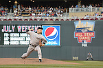 Masahiro Tanaka (Yankees),<br /> JULY 3, 2014 - MLB :<br /> Masahiro Tanaka of the New York Yankees pitches during the Major League Baseball game against the Minnesota Twins at Target Field in Minneapolis, Minnesota, United States. (Photo by AFLO)