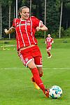 12.08.2017, Sportplatz, Hawangen, GER, FSP, Bayern M&uuml;nchen vs FC Z&uuml;rich Frauen, im Bild Lucie Vonkova (Muenchen #13)<br /> <br /> Foto &copy; nordphoto / Hafner