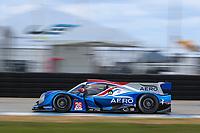 #26 K2R Motorsports Ligier JS P3, LMP3: James McGuire Jr