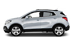 Driver side profile view of a 2013 Opel Mokka Cosmo SUV