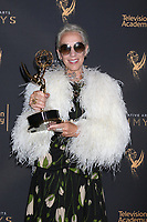 LOS ANGELES - SEP 9:  Michelle Clapton at the 2017 Creative Emmy Awards at the Microsoft Theater on September 9, 2017 in Los Angeles, CA