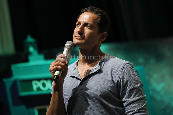 Sasha Roiz at the  FedCon 26 in the Maritin the Hotel. Bonn, 02.06.2017 | usage worldwide Credit: DPA / Geisler-Fotopress/MediaPunch ***FOR USA ONLY***