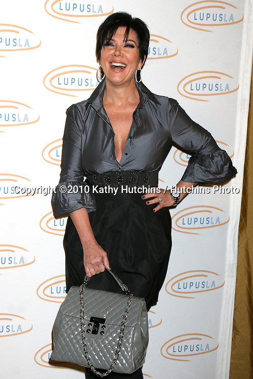 Kris Jenner.arriving at LUPUS LA'S 6th Annual Hollywood Bag Ladies Luncheon.Beverly Wilshire Hotel.Beverly Hills, CA.November 7, 2008.©2010 Kathy Hutchins / Hutchins Photo....
