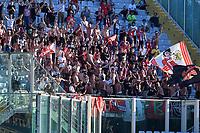 Monza fans <br /> Firenze 19/08/2019 Stadio Artemio Franchi <br /> Football Italy Cup 2019/2020 <br /> ACF Fiorentina - Monza  <br /> Foto Andrea Staccioli / Insidefoto