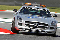 12.05.2012. Circuit de Catalunya, Montmeol, Spain, One the 3rd Practice Session. Picture show