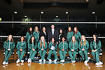 Selected images from the group portion of the photoshoot with the 2010-11 Tulane Volleyball Team.