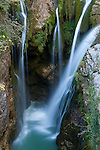 Waterfall of Molino de Aso, Ordesa, Huesca, Spain
