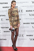 Claudia Ortiz Issue Mario Testino Party