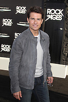 Tom Cruise at the premiere of Warner Bros. Pictures' 'Rock of Ages' at Grauman's Chinese Theatre on June 8, 2012 in Hollywood, California. © mpi20/MediaPunch Inc. NORTEPHOTO.COM