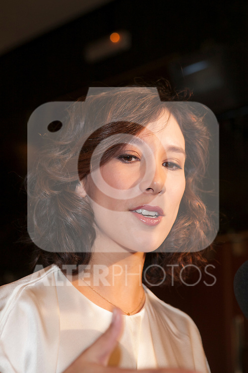 Game of Thrones german actress Sibel Kekilli poses during Nocturna fantasy films festival photocall in Madrid, Spain. May 26, 2013. (ALTERPHOTOS/Victor Blanco)