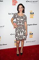 "CULVER CITY , CA June 15  Alison Becker, At 2017 Los Angeles Film Festival - Premiere Of ""Becks"" at The Arclight Cinemas Culver City, California on June 15, 2017. Credit: Faye Sadou/MediaPunch"