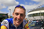 Dan Martin (IRL) Quick-Step Floors at sign on in Mondorf-les-Bains before the start of Stage 4 of the 104th edition of the Tour de France 2017, running 207.5km from Mondorf-les-Bains, Luxembourg to Vittel, France. 4th July 2017.<br /> Picture: Eoin Clarke | Cyclefile<br /> <br /> <br /> All photos usage must carry mandatory copyright credit (&copy; Cyclefile | Eoin Clarke)
