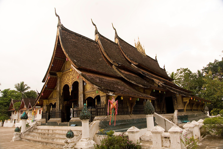 Wat Xieng Thong at Luang Prabang, Laos