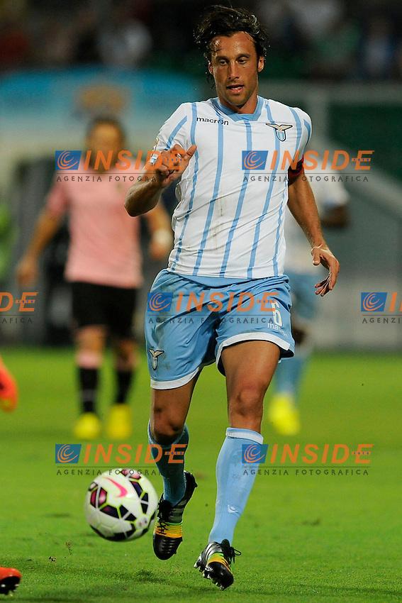 Stefano Mauri Lazio <br /> Palermo 29-09-2014 Stadio La Favorita, Football Calcio Serie A Palermo - Lazio. Foto Insidefoto