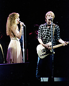 Tom Petty; Stevie Nicks; 1981<br /> Photo Credit: Ron Akiyama/ Atlasicons.com