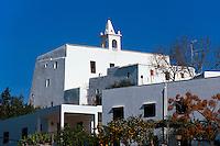 Spanien, Balearen, Ibiza, Kirche Sant Miguel de Balansat