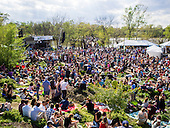 The fifth annual Kingman Island Bluegrass Festival in Washington, DC. 26 April 2014 PHOTO/John Nelson