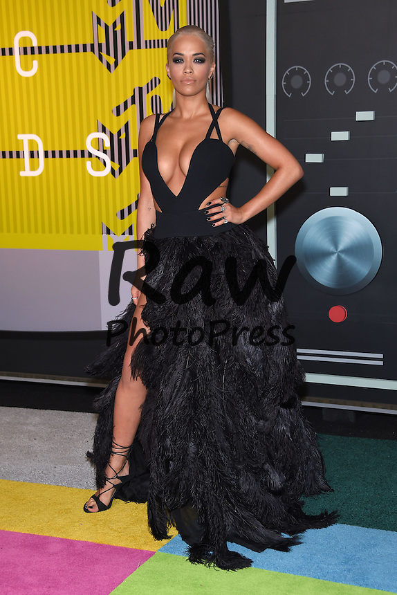 Los Premios MTV se han entregado en Los &Aacute;ngeles.<br /> <br /> Aug. 30, 2015 - Los Angeles, California, U.S - 2015 MTV Video Music Awards at Microsoft Theater in Los Angeles, California on Sunday August 30, 2015.