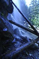 Bridal Veil Falls, Mt. Baker-Snoqualmie National Forest, Washington, US