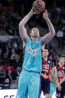 FC Barcelona Regal's Erazem Lorbek during Spanish Basketball King's Cup semifinal match.February 07,2013. (ALTERPHOTOS/Acero) /NortePhoto