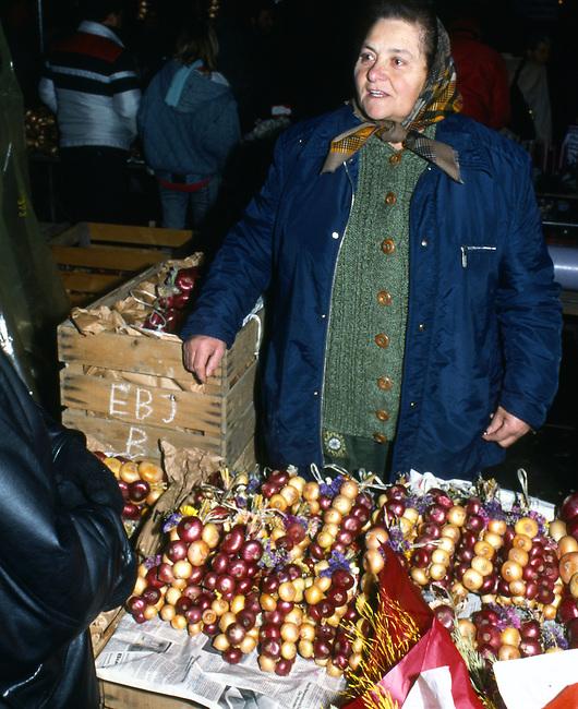 Onion Market Festival, Switzerland