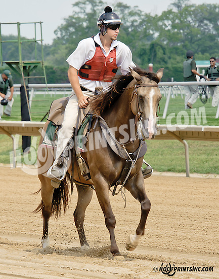 Colby Lavergne at Delaware Park on 7/26/14