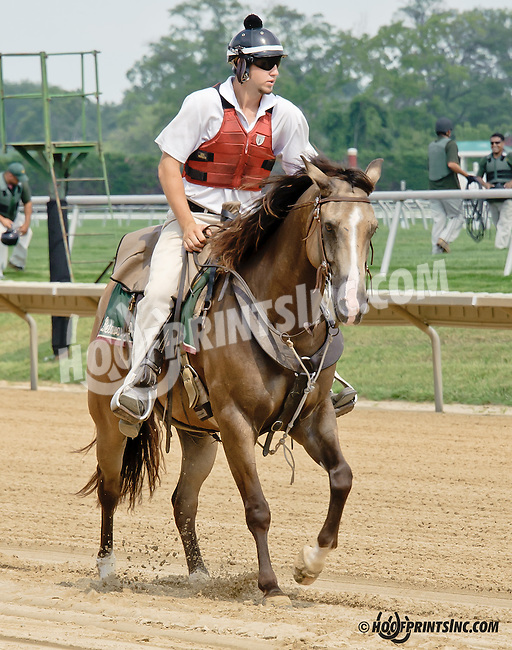 Colby Lavergne at Delaware Park on 7/26/14