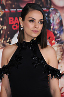 "30 October  2017 - Westwood, California - Mila Kunis. ""A Bad Moms Christmas"" Los Angeles Premiere held at Regency Village Theater in Westwood. Photo Credit: Birdie Thompson/AdMedia"