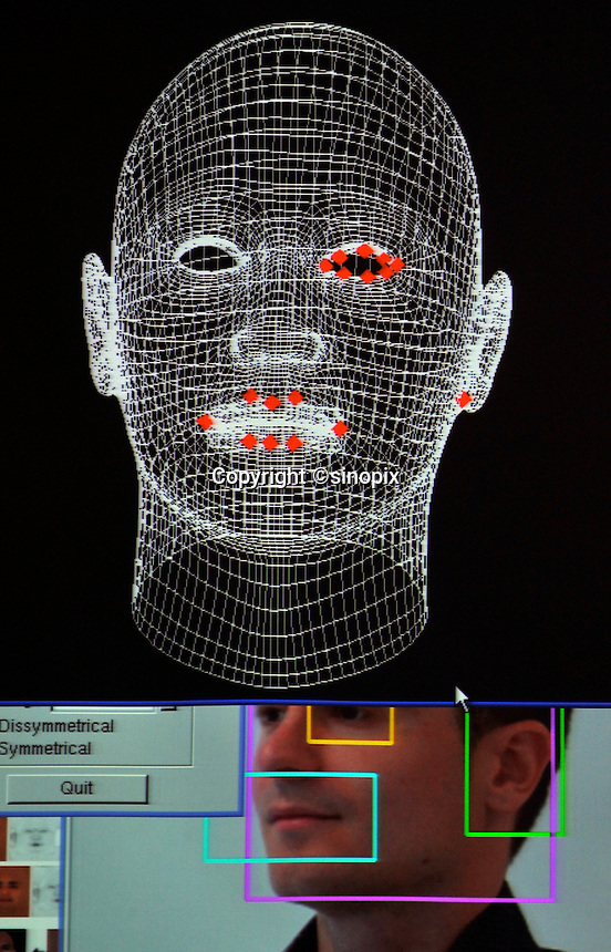Face reconstruction and recognition software as demonstrated by the department of computer Sciences in Hong Kong