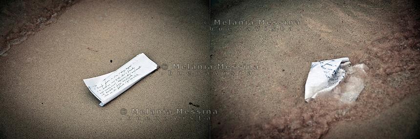 Photo taken on 23th march 2014, inspired by the words and the emotions of C., victim of violence by the husband and the son. above the translation of her written words:Time goes by, no more dreams, in the morning I don&rsquo;t open the window anymore, nothing ever changes, I feel no emotions, like a patched up rag doll thrown over the armchair, already forgotten.<br /> Foto ispirata dalle parole di C., vittima di violenza domestica, le sue parole dal dialetto siciliano: &quot;Il tempo passa, la sera &egrave; senza sogni, la mattino non apro pi&ugrave; la finestra, nulla cambia, non provo sentimenti, questa bambola di pezza rattoppata, gettata sulla poltrona e dimenticata..&quot;