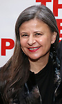 "Tracey Ullman attends the Off-Broadway Opening Night Premiere of  ""Jerry Springer-The Opera"" on February 22, 2018 at the Roundabout Rehearsal Studios in New York City."