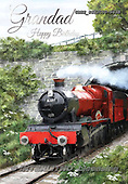 John, MASCULIN, MÄNNLICH, MASCULINO, paintings+++++,GBHSSSE2C50-943B,#m#,steam train ,everyday