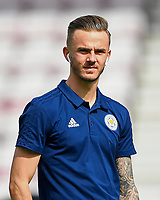 James Maddison of Leicester City during AFC Bournemouth vs Leicester City, Premier League Football at the Vitality Stadium on 15th September 2018