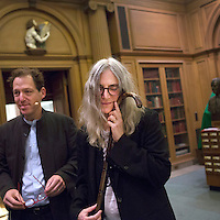 LIVE from the NYPL: Patti Smith
