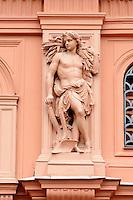 """Kunstmuseum """"Rigas Birza""""  in Riga, Lettland, Europa, Unesco-Weltkulturerbe"""