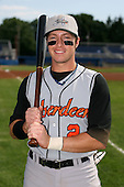 July 14th 2008:  Eric Perlozzo of the Aberdeen Ironbirds, Class-A affiliate of the Baltimore Orioles, during a game at Dwyer Stadium in Batavia, NY.  Photo by:  Mike Janes/Four Seam Images