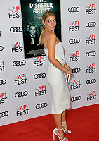 Ari Graynor  at the AFI Fest premiere for &quot;The Disaster Artist&quot; at the TCL Chinese Theatre. Los Angeles, USA 12 November  2017<br /> Picture: Paul Smith/Featureflash/SilverHub 0208 004 5359 sales@silverhubmedia.com