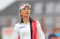 Teresa Lu (TPE) on the 17th fairway during Round 2 of the Ricoh Women's British Open at Royal Lytham &amp; St. Annes on Friday 3rd August 2018.<br /> Picture:  Thos Caffrey / Golffile<br /> <br /> All photo usage must carry mandatory copyright credit (&copy; Golffile | Thos Caffrey)