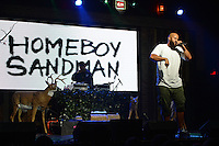 FORT LAUDERDALE FL - JULY 06: Homeboy Sandman performs at Revolution on July 6, 2016 in Fort Lauderdale, Florida. Credit: mpi04/MediaPunch