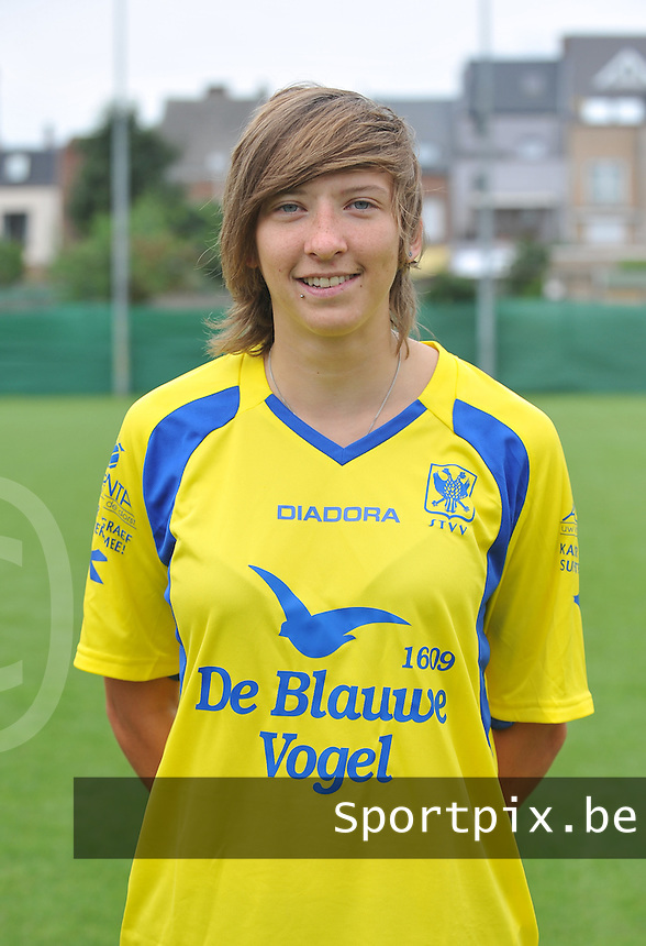 STVV Sint - Truiden VV Dames : Annelies Menten.foto DAVID CATRY / Vrouwenteam.be