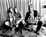 Emerson Lake &amp; Palmer 1972 ELP Greg lake. Keith Emerson and Carl Palmer<br />